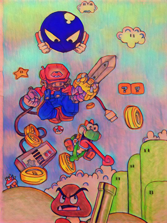 Mario World - VDK272