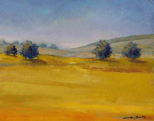 September in NC (SOLD)