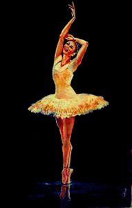 My Dancing Ballerina