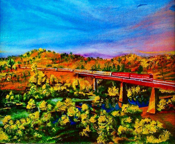 The Train - KAMYANSHI