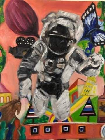 Space jam - ARTbyYTY