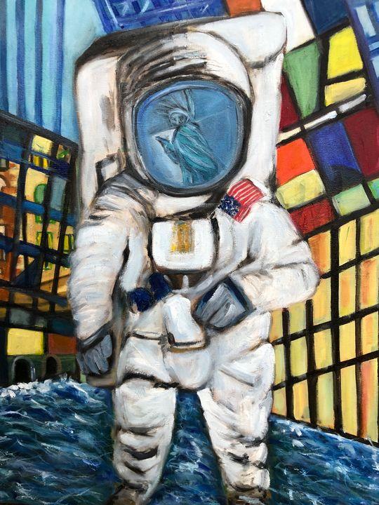 Space city - ARTbyYTY