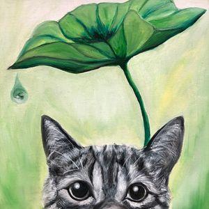 Peek A Puss