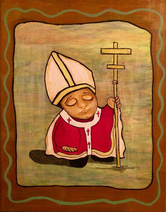Confirmation Pope - Schwartz