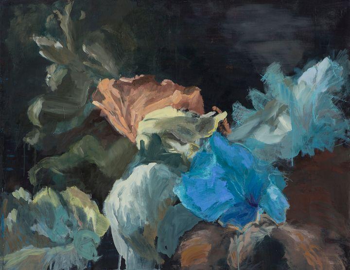 Las flores azules - Julieta Duvoy
