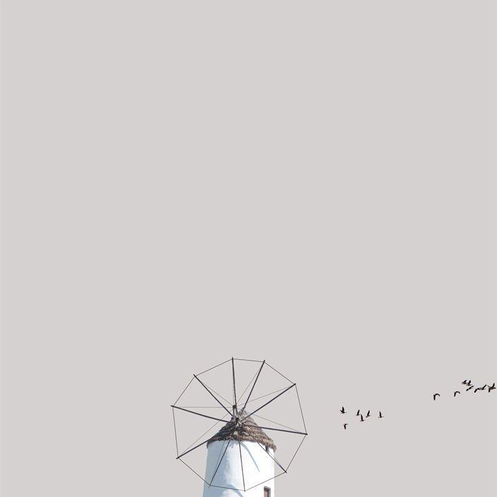 Mykonos birds - katetheo79