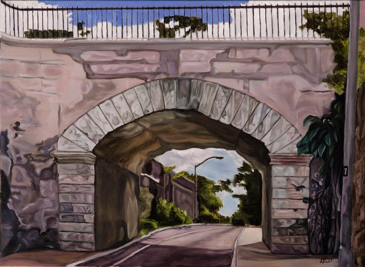 Gregory's Arch - J Eneas Art