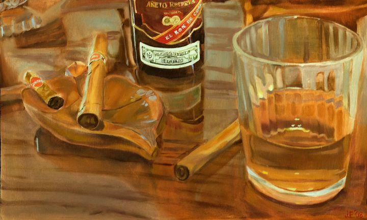 A Cuban Experience - J Eneas Art