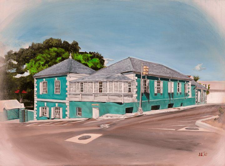 Baycourt Chambers Law Firm - J Eneas Art