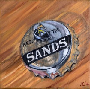 Sands Bottle Cap.