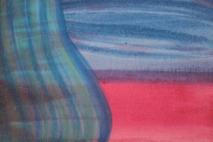 Translucent Curtain - Connie Ann LaPointe