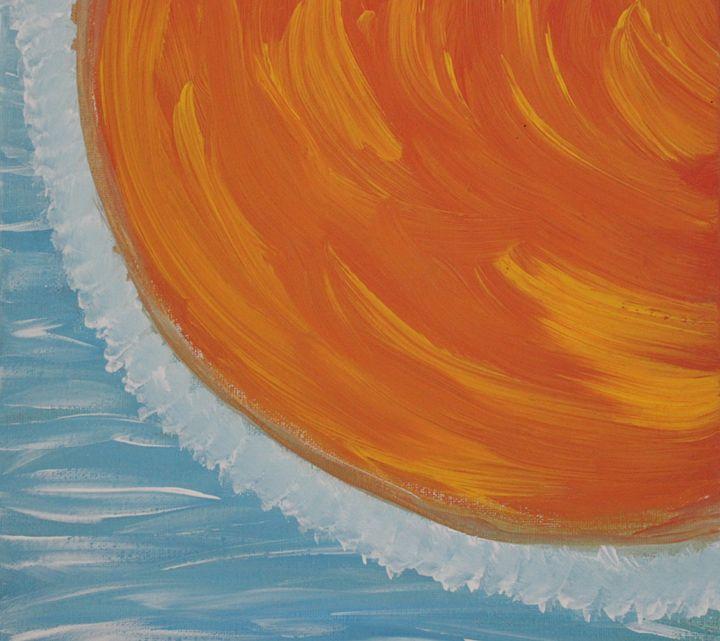 Sun and Wind - Connie Ann LaPointe