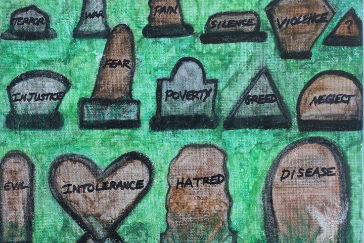 Let's Bury These Ruins of Civilizati - Connie Ann LaPointe