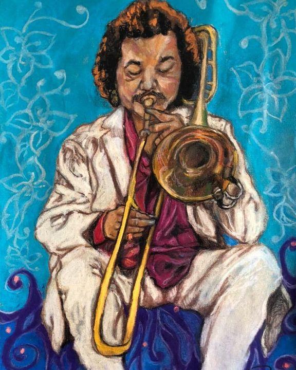 Raul de Souza swing improvisation - Nilce Paiva