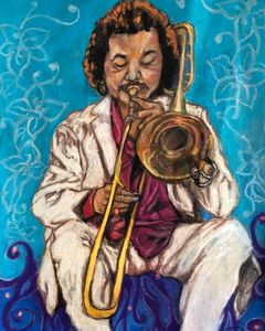 Raul de Souza swing improvisation