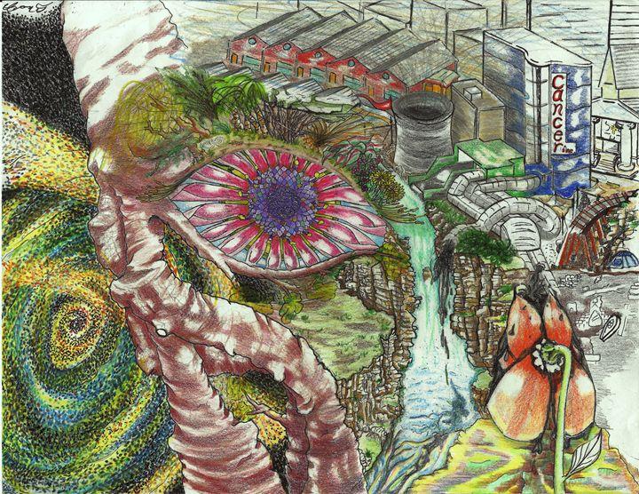 Earths Cancer - Aaron T.