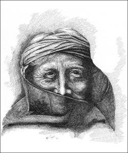 Zuni Priest