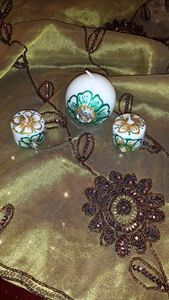 mehndi set - Laila lights