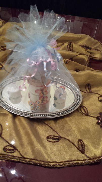 new born baby set - Laila lights