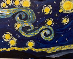 Starry Night With A Twist