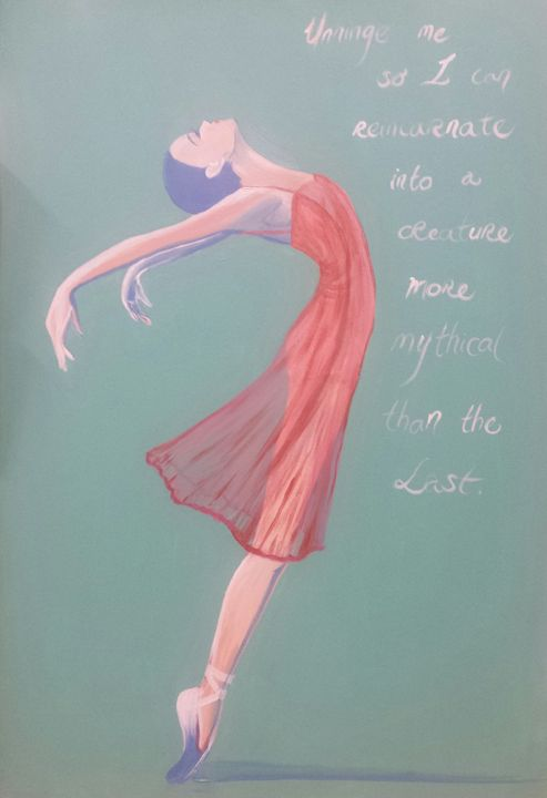 Ballerina - maedoll
