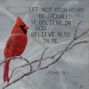 Cardinal John 14:1