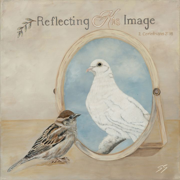 Reflecting His Image - Susan Sawyer