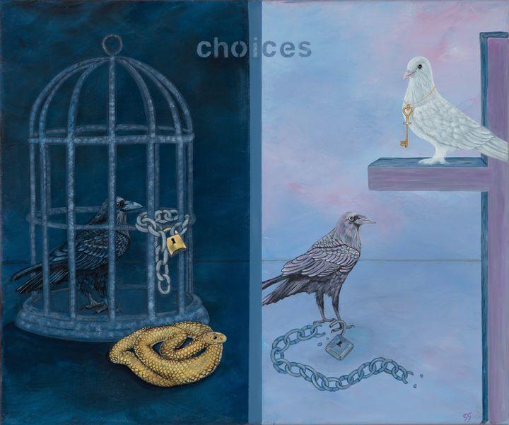 Choices - Susan Sawyer