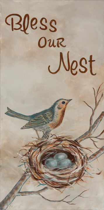 Bless our Nest - Susan Sawyer