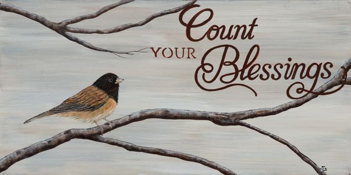 Count Your Blessings - Susan Sawyer