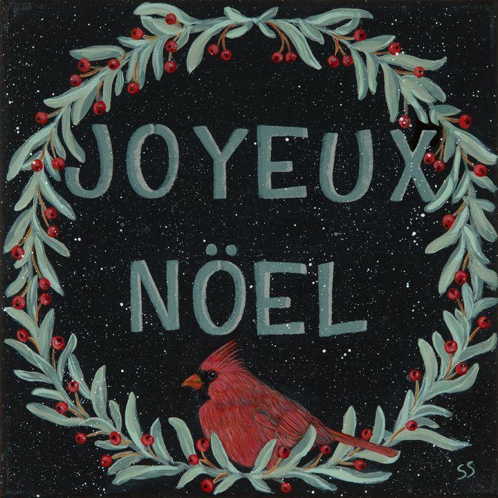 Joyeux Noel - Susan Sawyer