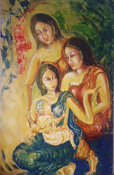 Sahelia - Swarnarao art