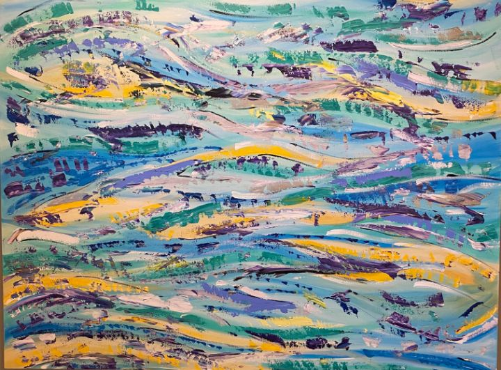 Ocean life - Rich Sokolis