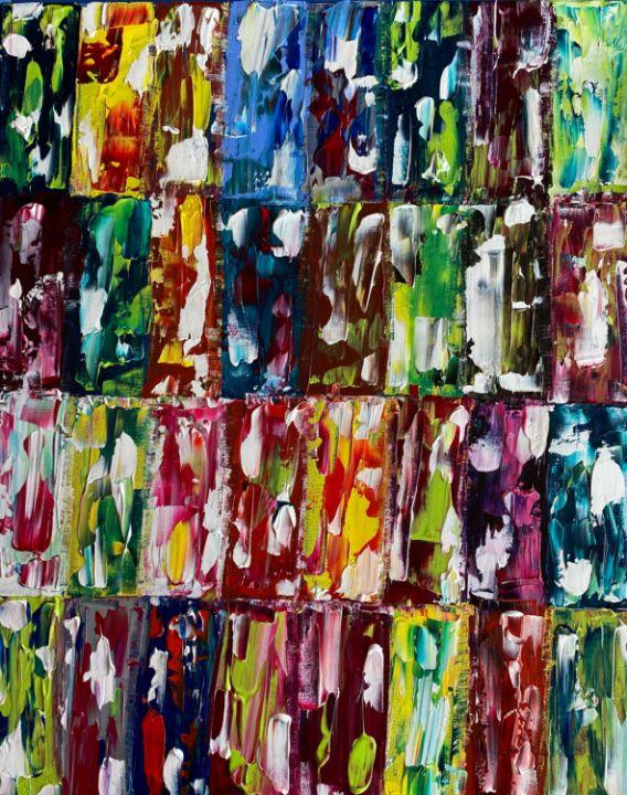 Colorsplosion - Rich Sokolis