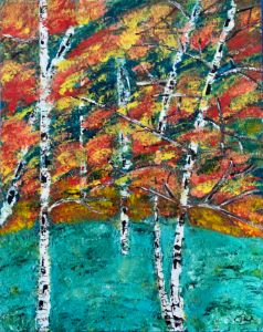 Fall surprise - Rich Sokolis