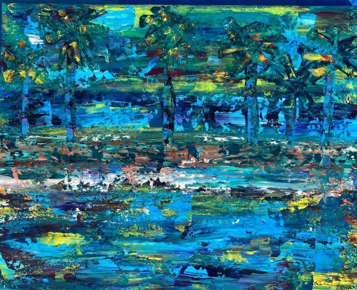Tropical life - Rich Sokolis