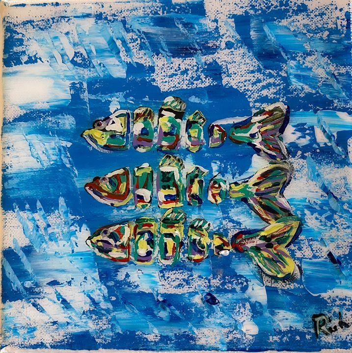 Fishing lures - Rich Sokolis