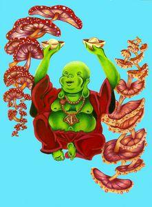 """Happy Buddha"""