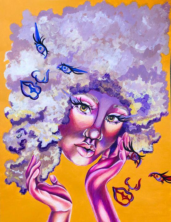 """The Slumflower"" - A10 A9 ART"