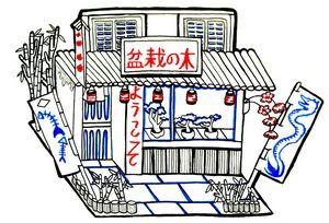 """""""Quiki-Bonsai Shop"""""""