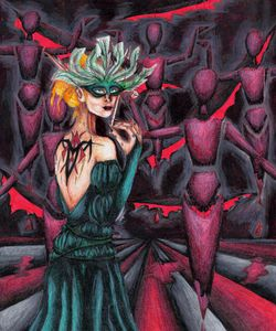 A Morbid Masquerade