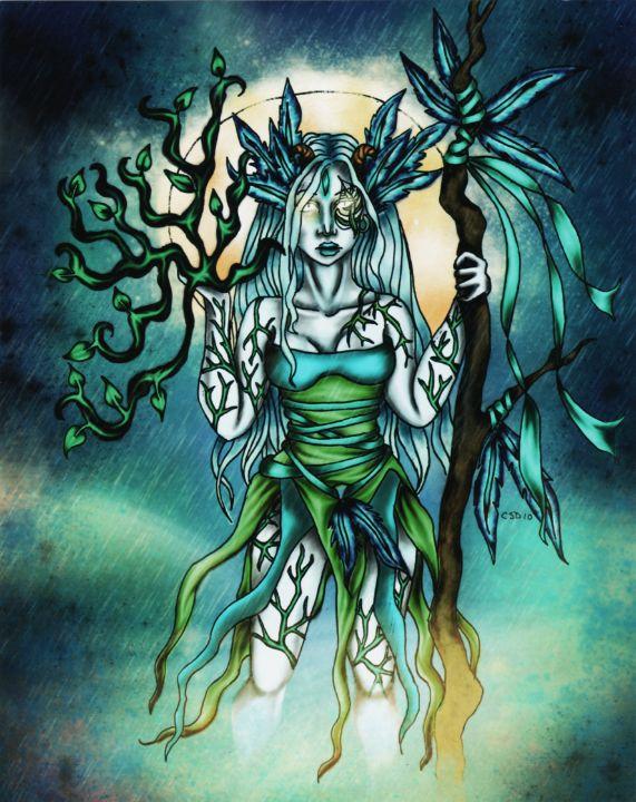 Earthwitch - ⚜️Coriander Shea⚜️