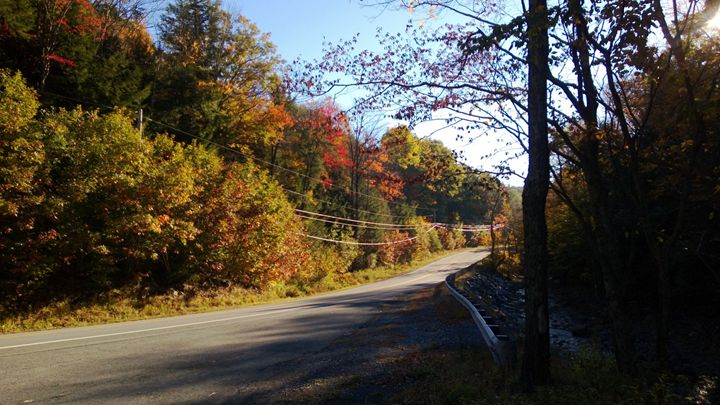 Appalachian Country Road - Nonconformist101