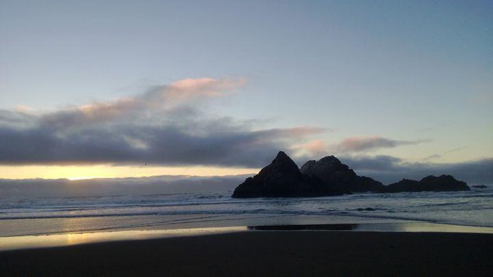 California Pacific Coast - Nonconformist101