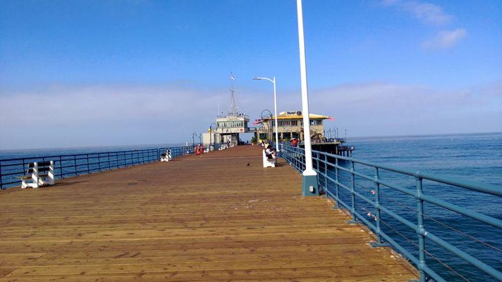 Santa Monica Pier - Nonconformist101
