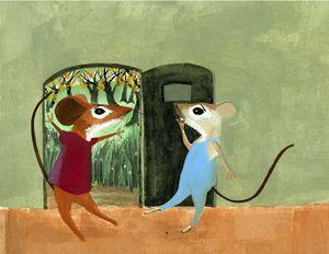 Mouse Visit