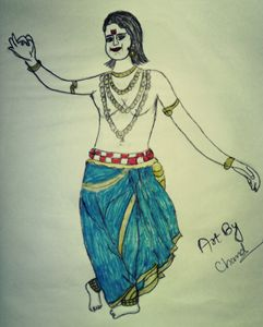 A Classical Dancer