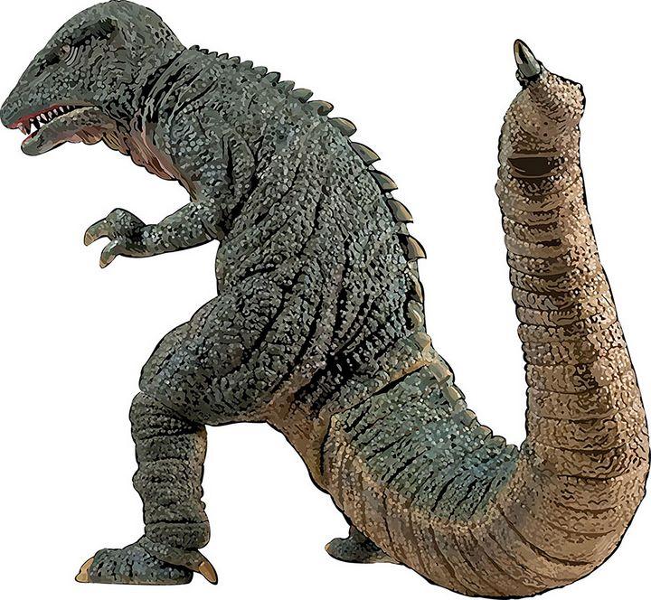 Gorosaurus Vector - Mike's Kaiju Art Gallery