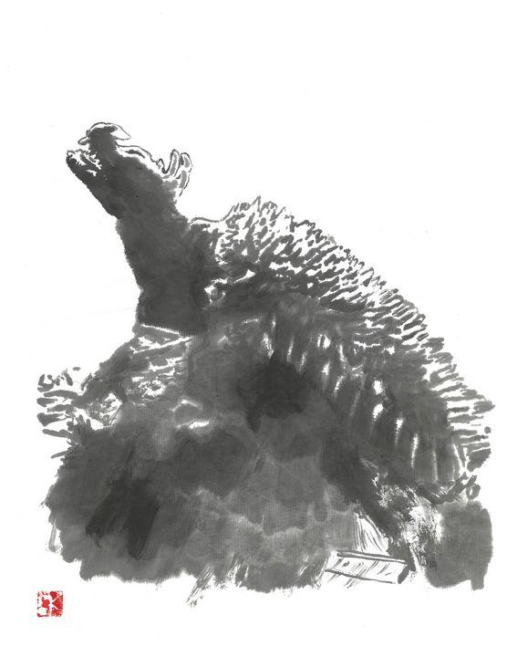 Angilas 55 - Mike's Kaiju Art Gallery