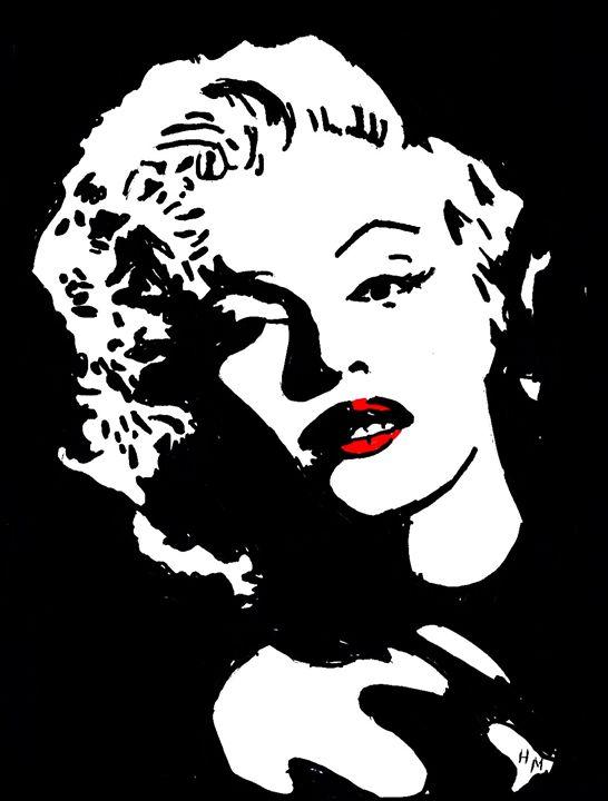 Marilyn Monroe - Hope McDonald
